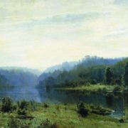 Misty Morning, 1885