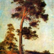 Pine on Valaam. 1858