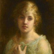 Portrait of Felia Litvin