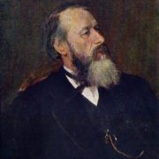 Portrait of V.V. Stasov. 1873