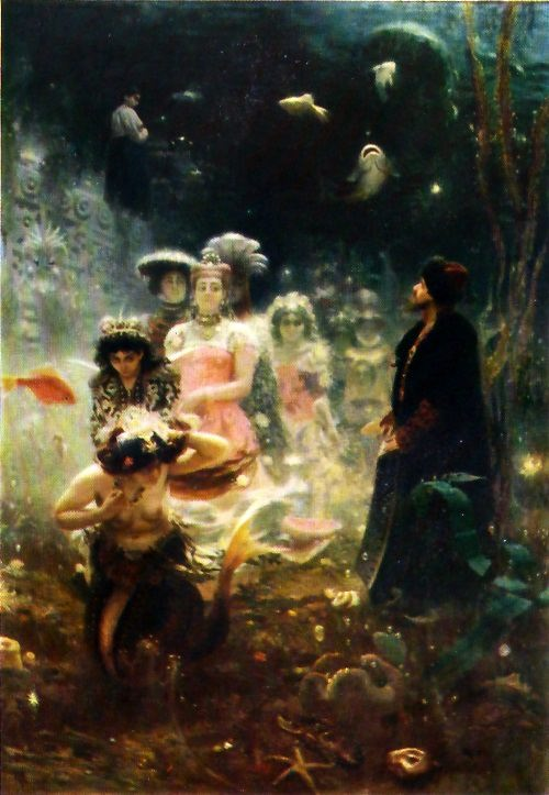 Sadko in the Underwater Kingdom. 1876