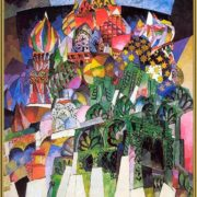 St. Basil's Cathedral. 1912