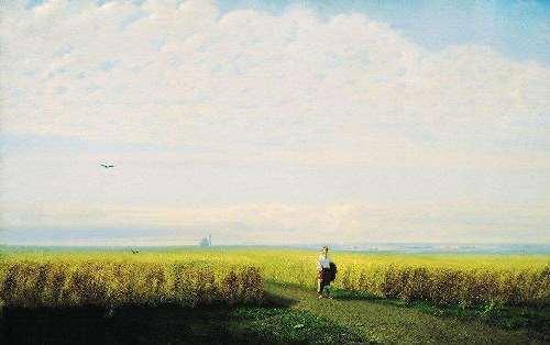 Steppe. 1875