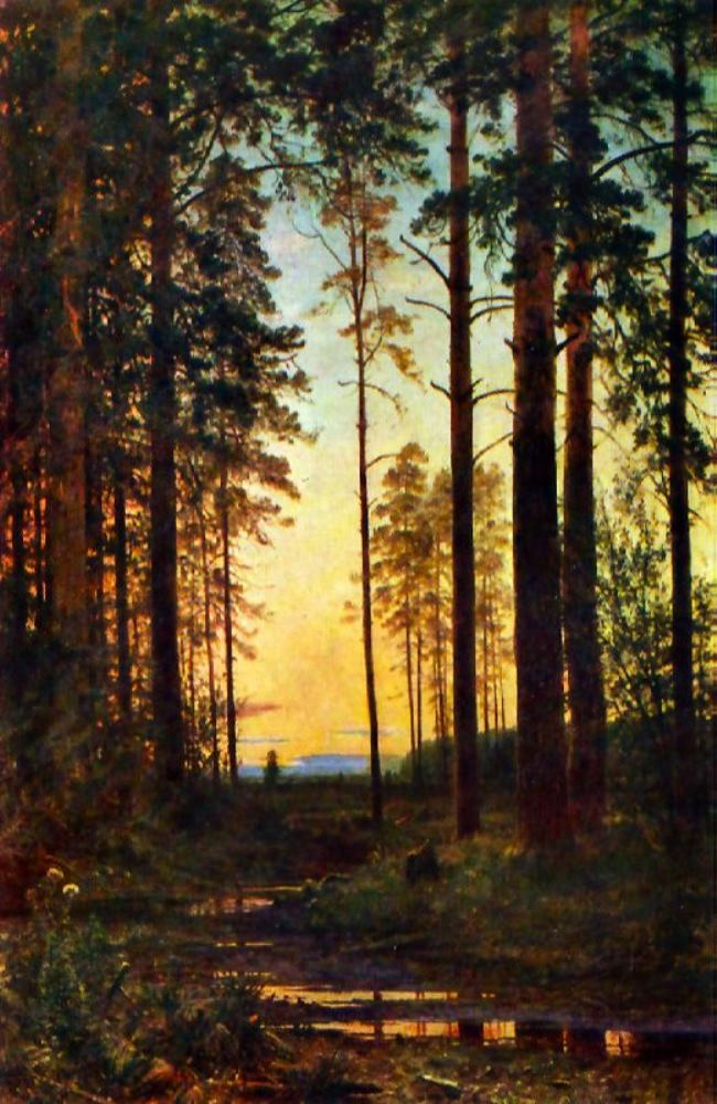 Twilight. 1883