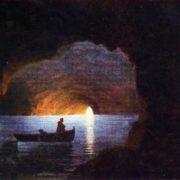 Azure grotto. 1841