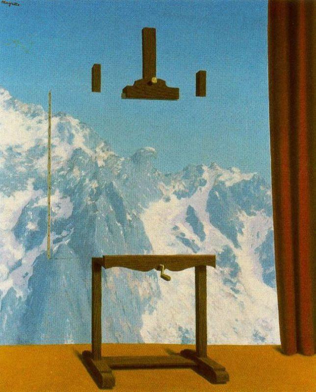 La llamada de las cimas