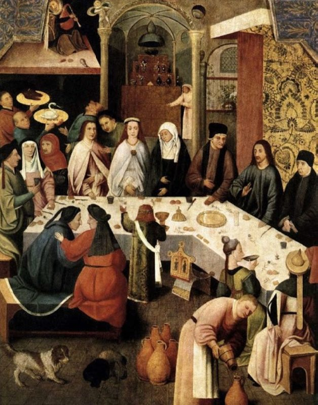 Marriage in Cana