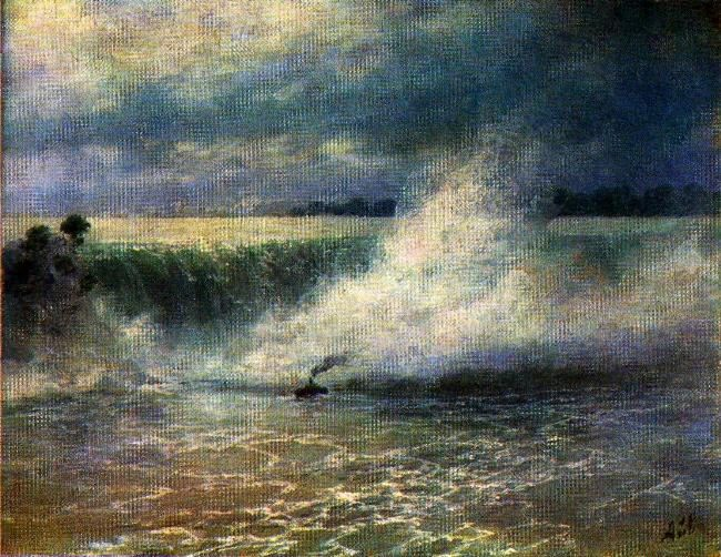 Niagara Falls. 1899