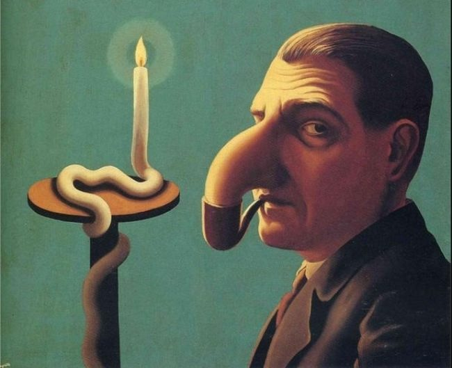 Philosophical lamp, 1936
