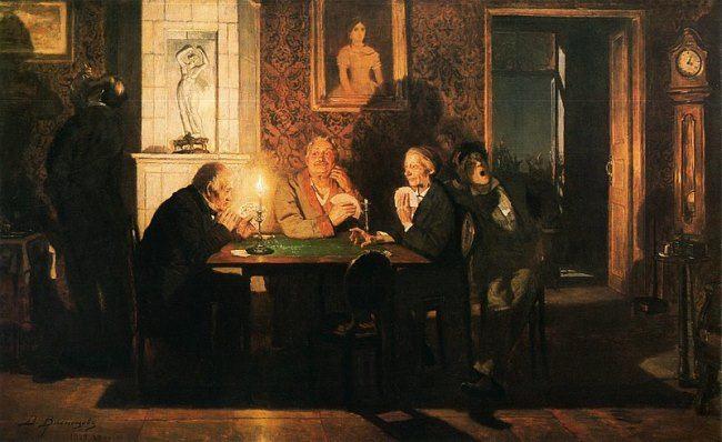 Preferans, 1879