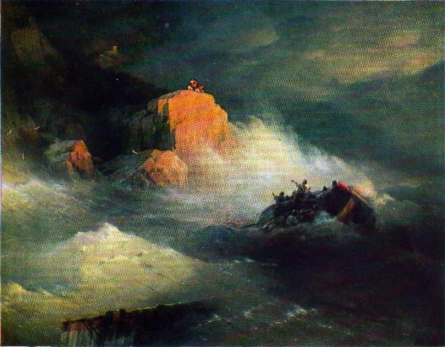 Shipwreck. 1876