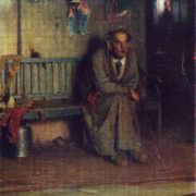 The Old Actor. 1898