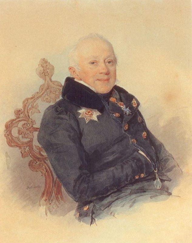 Alexey Nikitich Peshchurov (1779-1840)