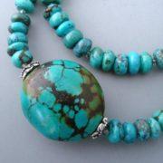 Amazing turquoise