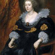 Anthony van Dyck. Amalia van Solms-Braunfels