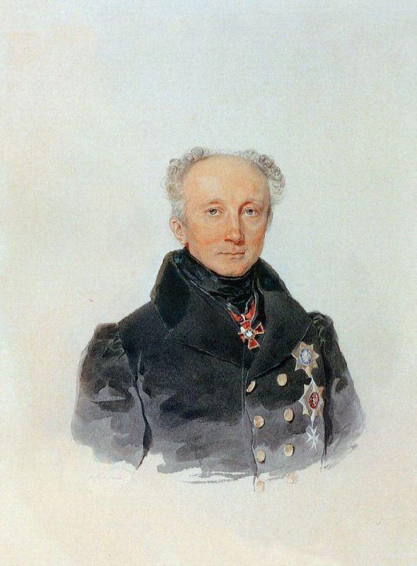 Count Pavel Ivanovich Tizengauzen (1774-1864)