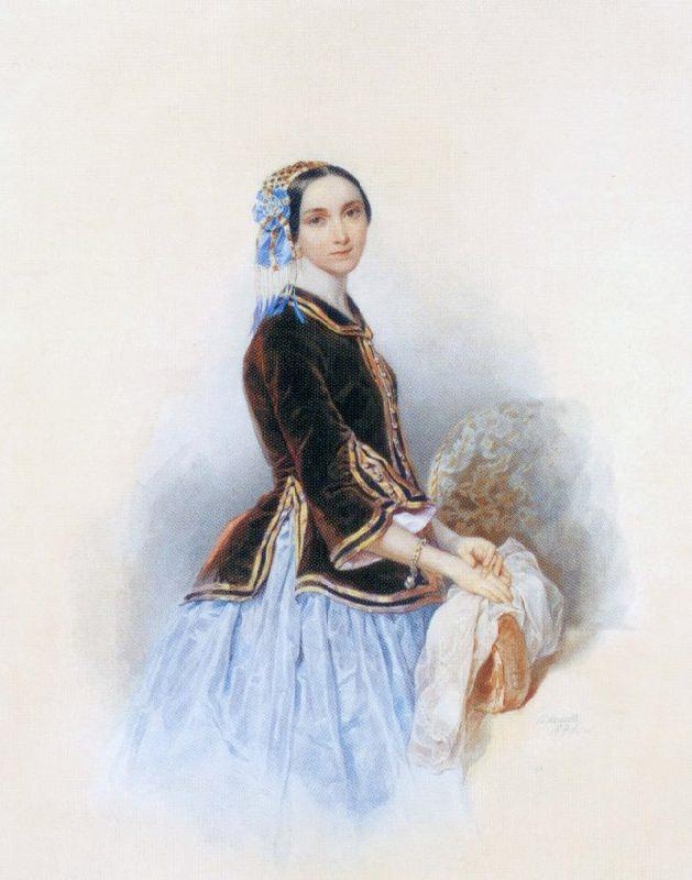 Countess Ekaterina Vasilyevna Vasilyeva
