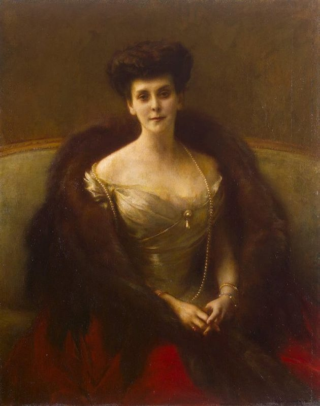 Countess Gogonfelsen (Princess Olga Paley)