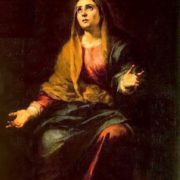 Dolorosa, 1660, Museum of Fine Arts, Seville, Spain