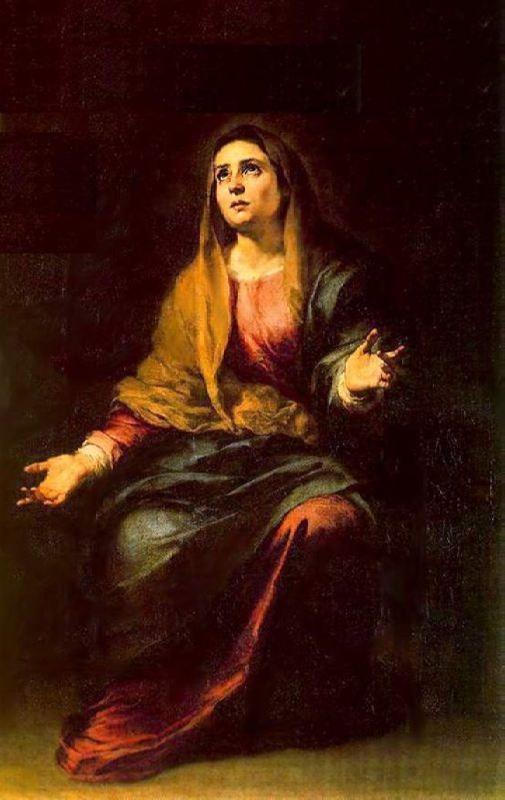 Dolorosa, 1660, Museum of Fine Arts, Seville, Spain