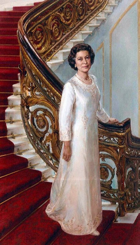 Elizabeth II, Queen of Great Britain