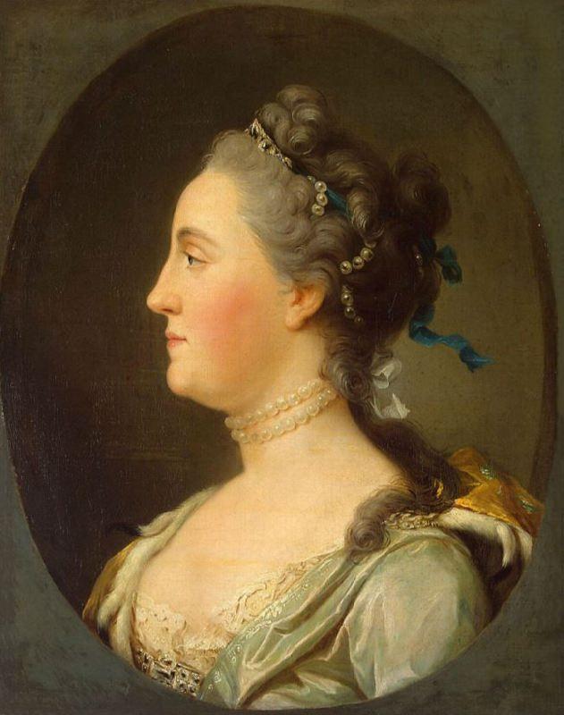 Empress Catherine II