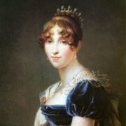 Hortense de Beauharnais, Queen of Holland, daughter of Queen Josephine