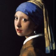Johannes Vermeer. The Girl With The Pearl Earring, 1665