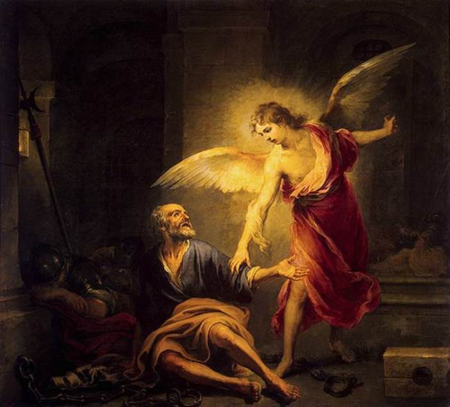 Liberation of Saint Peter, 1665-67