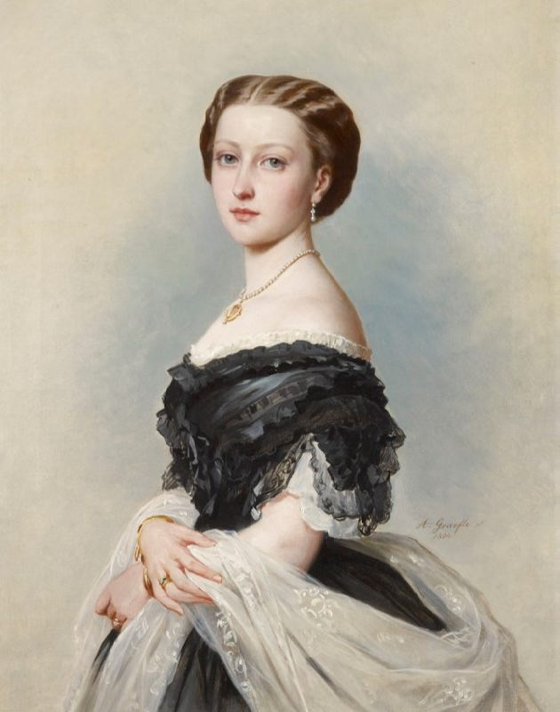 Louise of Britain, daughter of Queen Victoria