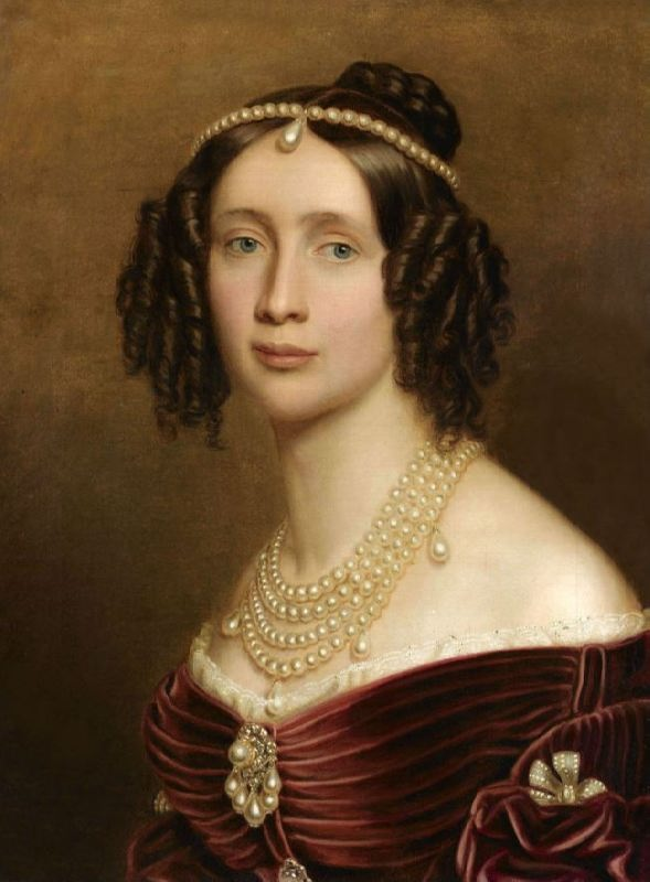 Maria Anna. Princess of Bavaria, consort queen of Saxony