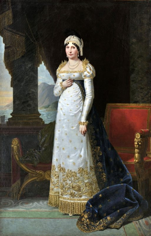 Maria Letizia Ramolino, mother of the Emperor of France Napoleon I