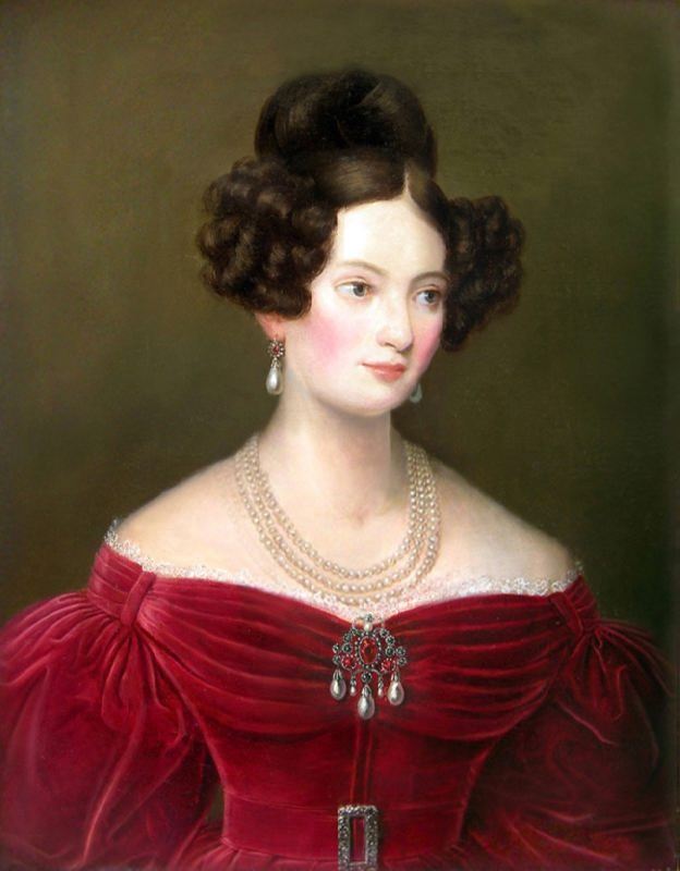 Maria Louise of Wilhelmina, Princess of Bavaria