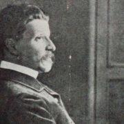 Mikhail Vrubel in 1898