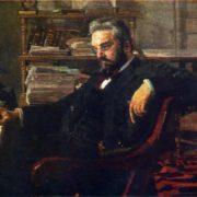Portrait of K. D. Artsybushev. 1897