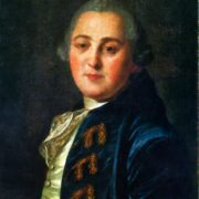 Portrait of N. A. Demidov. 1st half of 1760's