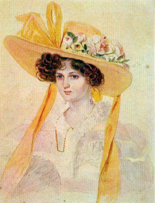 Portrait of O.P. Ferzen