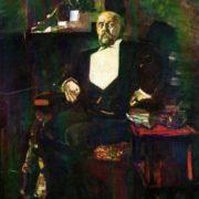 Portrait of S.I. Mamontov. 1897