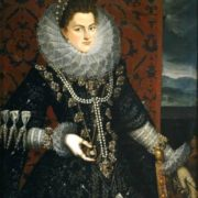 Portrait of the Spanish Infanta Isabella