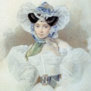 Princess Louise Trofimovna Golitsyna