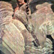 The Swan Princess. 1900
