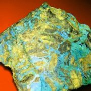 Turquoise, Russian Federation, Transbaikal
