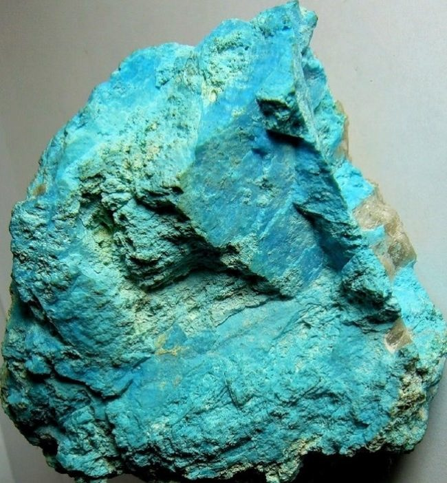 Turquoise from England, Cornwall