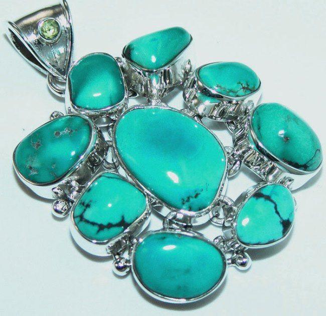Wonderful turquoise