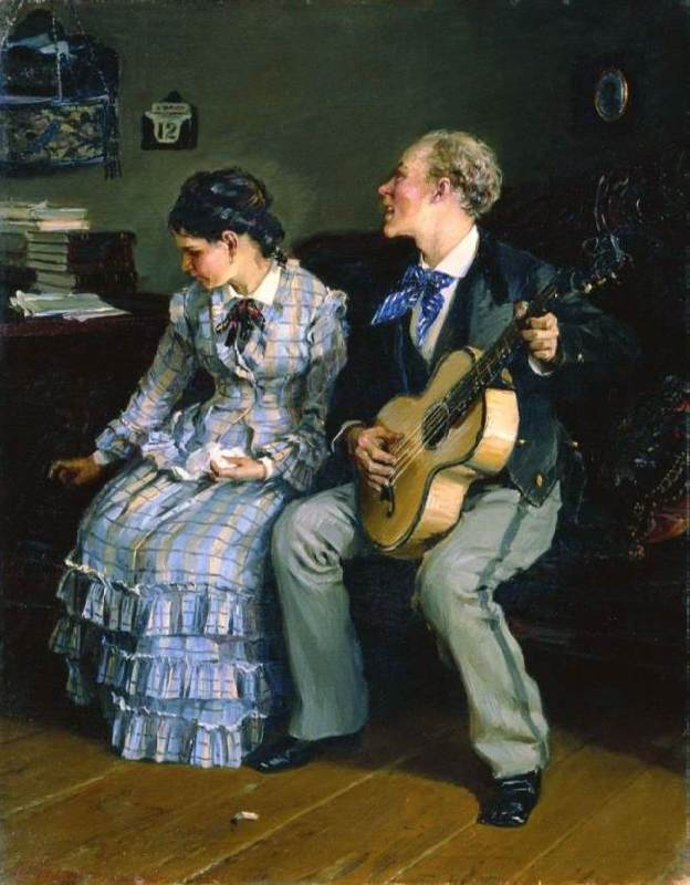 Cruel romances, 1881