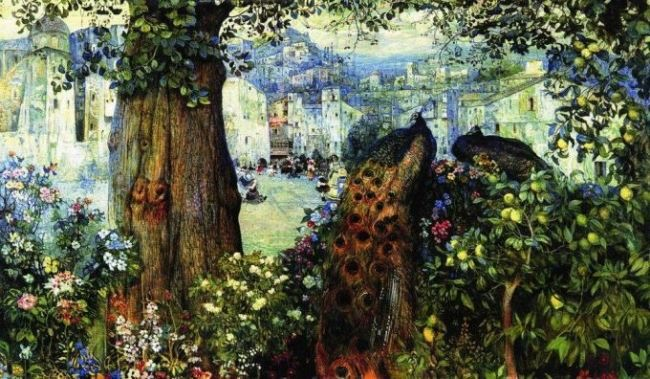 Fairy tale. 1911