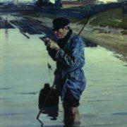 Fishing, 1882