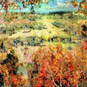 Golden Autumn, 1913