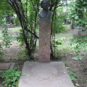 Grave of Isaak Brodsky