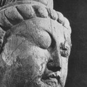 Head of Bodhisattva, VIII century
